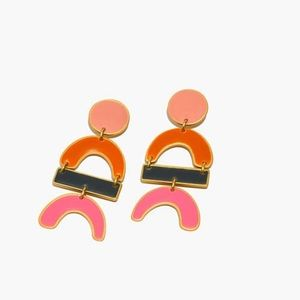 Madewell Newform Statement Earrings